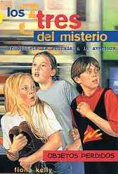 Los Tres del Misterio (objetos perdidos).