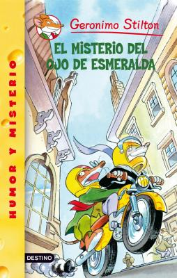 EL MISTERIO DEL OJO DE ESMERALDA.