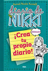 CREA TU PROPIO DIARIO DE NIKKI.
